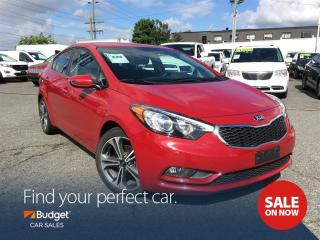 Used 2016 Kia Forte Bluetooth, Heated Seats, Camera, Traction Control for sale in Vancouver, BC