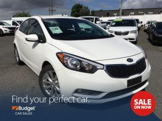 Used 2016 Kia Forte Bluetooth, Traction Control, Heated Seating for sale in Vancouver, BC
