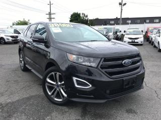 Used 2015 Ford Edge Auto Parking, Blind Spot Detection, Navigation for sale in Vancouver, BC