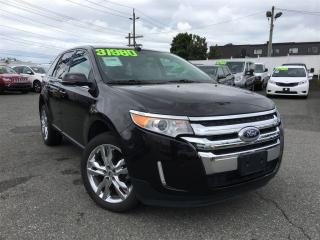 Used 2014 Ford Edge Limited, Side Vehicle Detection, Super Clean for sale in Vancouver, BC