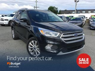 Used 2017 Ford Escape Titanium, Auto Parking, Navigation for sale in Vancouver, BC
