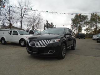 Used 2011 Lincoln MKX NAVIGATION AWD for sale in North York, ON