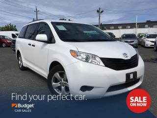 Used 2016 Toyota Sienna Traction Control, Bluetooth, Backup Camer for sale in Vancouver, BC