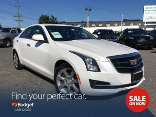Used 2015 Cadillac ATS Intuitive All Wheel Drive, Navigation for sale in Vancouver, BC