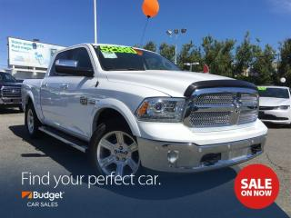 Used 2016 Dodge Ram 1500 Longhorn, Air Ride Suspension, Navigation for sale in Vancouver, BC