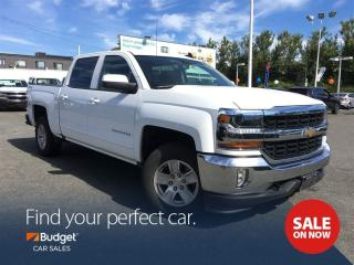 Used 2016 Chevrolet Silverado 1500 LT, Crew Cab, 4x4, Bluetooth for sale in Vancouver, BC