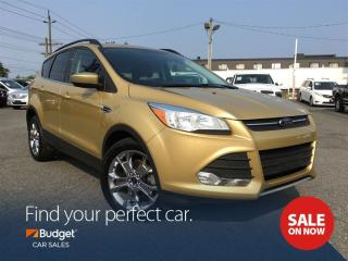 Used 2014 Ford Escape Navigation System, Leather Seating, Bluetooth for sale in Vancouver, BC