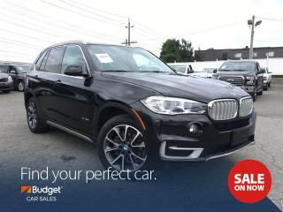 Used 2015 BMW X5 Intuitive All Wheel Drive, Heads Up Display for sale in Vancouver, BC