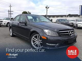 Used 2014 Mercedes-Benz C-Class 300 Series, Intutive All Wheel Drive, Navigation for sale in Vancouver, BC