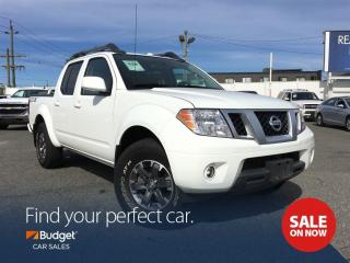Used 2017 Nissan Frontier PRO-4X, Navigation, Leather Seating for sale in Vancouver, BC