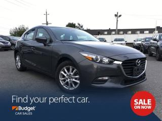 Used 2017 Mazda MAZDA3 Heated Seats, Bluetooth, Navigation Ready, Low Kms for sale in Vancouver, BC