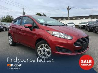 Used 2016 Ford Fiesta SE, Bluetooth, Heated Seats, Low Kms, Super Clean for sale in Vancouver, BC