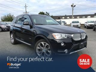 Used 2017 BMW X3 xDrive28i, Navigation, Collision Avoidance System for sale in Vancouver, BC