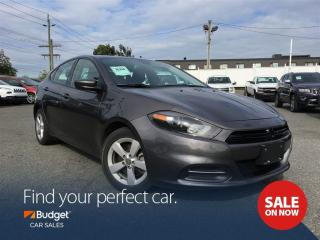 Used 2016 Dodge Dart SXT Edition, Bluetooth, Low Kms, A/C for sale in Vancouver, BC