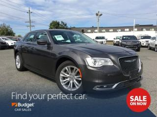 Used 2016 Chrysler 300 Touring Edition, Leather Seating, Bluetooth for sale in Vancouver, BC