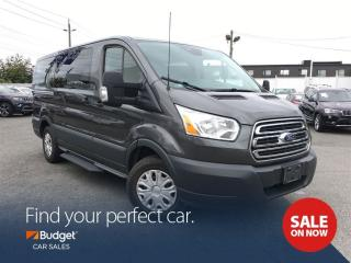 Used 2016 Ford Transit Passenger Wagon EcoBoost , Navigation, Radar Assist Parking for sale in Vancouver, BC