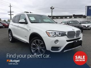 Used 2017 BMW X3 xDrive28i, Navigation, Blind Spot Detection for sale in Vancouver, BC