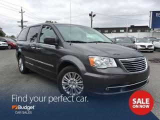 Used 2016 Chrysler Town & Country Premium Package, Entertainment System for sale in Vancouver, BC
