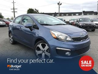 Used 2016 Kia Rio SX Edition, Navigation, Sunroof, Leather Seating for sale in Vancouver, BC