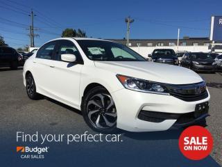 Used 2017 Honda Accord Sedan Heated Seats, Bluetooth, Camera, Honda Link for sale in Vancouver, BC