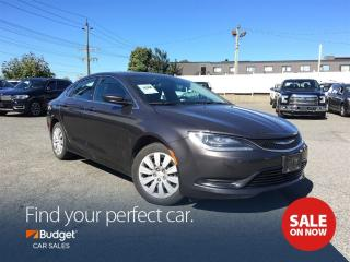 Used 2016 Chrysler 200 LX Edition, Bluetooth Connectivity for sale in Vancouver, BC