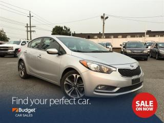 Used 2016 Kia Forte Bluetooth, Camera, Heated Seats, Low Kms for sale in Vancouver, BC
