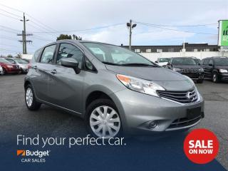 Used 2015 Nissan Versa Note SV, Bluetooth, Backup Camera, Low Kms for sale in Vancouver, BC