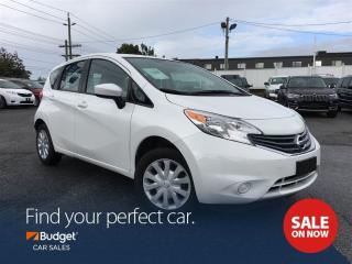 Used 2016 Nissan Versa Note SV, Reliable, Bluetooth, Low Kms for sale in Vancouver, BC