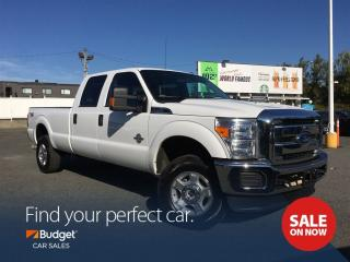 Used 2016 Ford F-350 XLT, Diesel Performance, Bluetooth, Tow Package for sale in Vancouver, BC