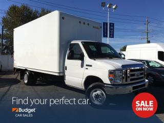 Used 2016 Ford Econoline 16' Cube Van, Power Railgate, Certified for sale in Vancouver, BC