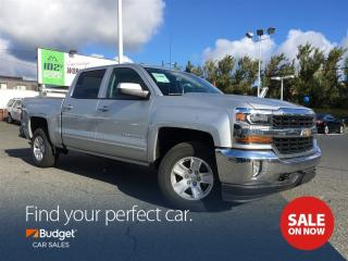 Used 2016 Chevrolet Silverado 1500 LT Edition, 4x4, Bluetooth, Only 7184 kms for sale in Vancouver, BC