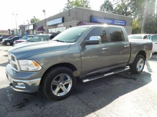 Used 2012 RAM 1500 SLT * BIG HORN * CREW * 4X4 for sale in Windsor, ON