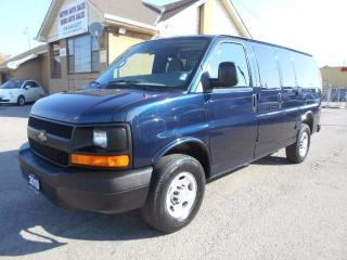 Used 2010 Chevrolet Express 2500 CARGO 2500HD 4Door Loaded ONLY 32,000KMs for sale in Etobicoke, ON