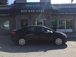 Used 2013 Kia Rio EX for sale in Mississauga, ON