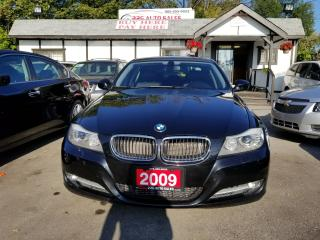 Used 2009 BMW 3 Series 335i xDrive, SUNROOF, ONTARIO CAR, NO ACCDIENTS for sale in Brampton, ON