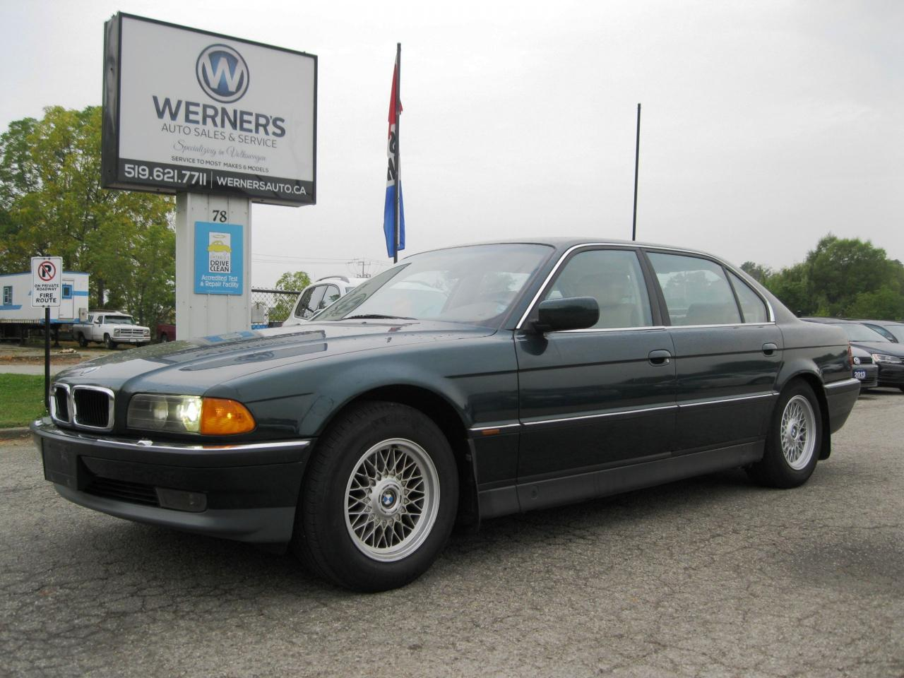 Used 1998 Bmw 740il For Sale In Cambridge Ontario