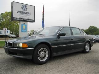 Used 1998 BMW 740iL for sale in Cambridge, ON