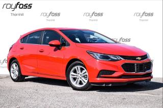 Used 2017 Chevrolet Cruze LT **FREE SNOW TIRES** Remote Start Heated seats for sale in Thornhill, ON