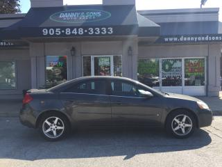 Used 2007 Pontiac G6 SE for sale in Mississauga, ON