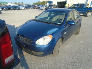 Used 2007 Hyundai Accent for sale in Innisfil, ON