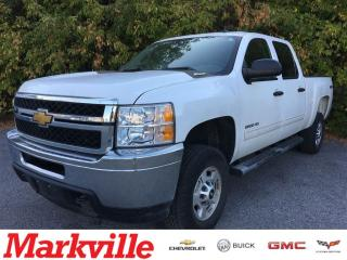 Used 2014 Chevrolet Silverado 2500HD 2500HD-ONE OWNER TRADE-CERTIFIED PRE OWNED for sale in Markham, ON