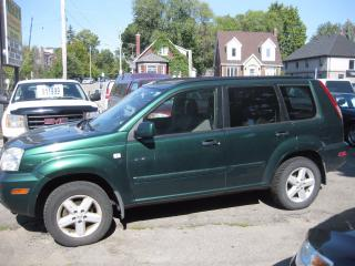 Used 2006 Nissan X-Trail XE AC 4x4 PL PW Sunroof Cruise for sale in Ottawa, ON