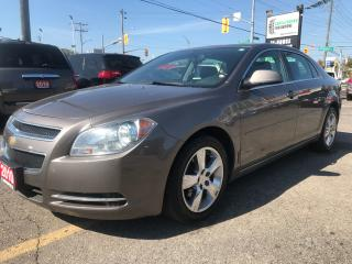 Used 2010 Chevrolet Malibu LT PLATINUM EDITION for sale in Waterloo, ON