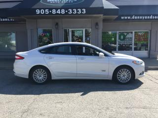 Used 2014 Ford Fusion SE LUXURY for sale in Mississauga, ON