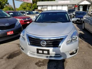 Used 2013 Nissan Altima 2.5 SV 1 OWNER, NO ACCIDENTS BACKUP CAM  SUNROOF for sale in Brampton, ON