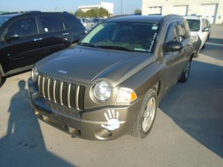 Used 2007 Jeep Compass for sale in Innisfil, ON