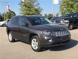 Used 2016 Jeep Compass HIGH ALTITUDE 4X4**POWER SUNROOF**LEATHER** for sale in Mississauga, ON