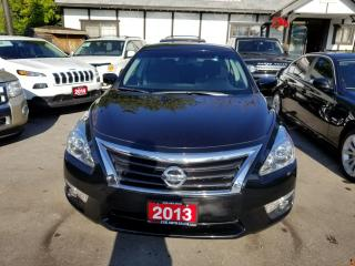 Used 2013 Nissan Altima 2.5 SV 1 OWNER NO ACCIDENTS BACKUP CAM SUNROOF for sale in Brampton, ON