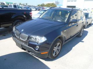 Used 2007 BMW X3 (CANADA) for sale in Innisfil, ON