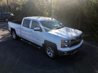 Used 2015 Chevrolet Silverado 1500 LT With 6 1/2 foot box for sale in Perth, ON